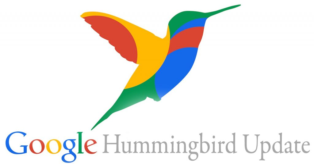 google humming bird