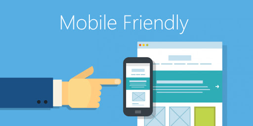 mobile friendly devices website